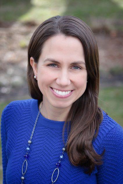 Portrait of Melissa Maginnis