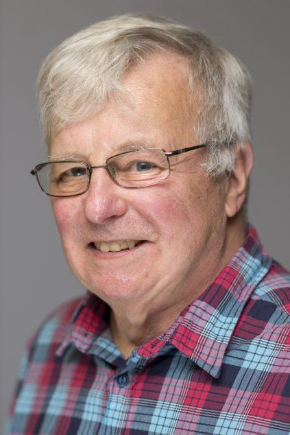 Portrait of Merrill Elias
