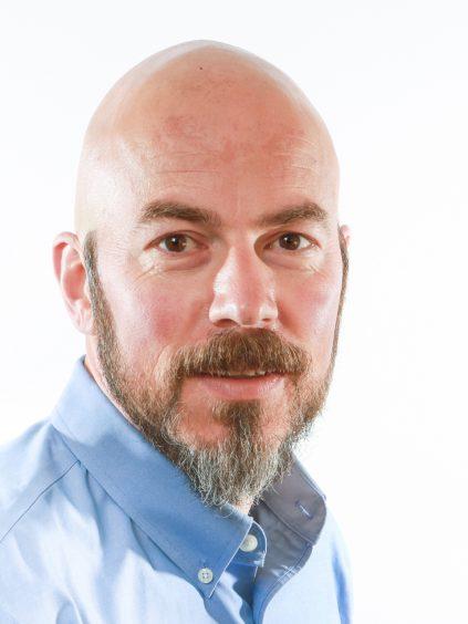 Portrait of Ron Korstanje