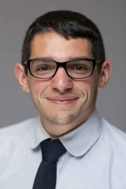 Portrait of Kyle Bond