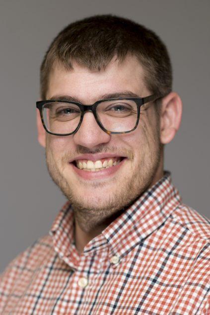 Portrait of Matthew Hartmann