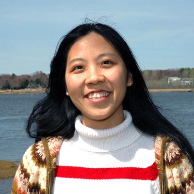 Portrait of Ling Cao
