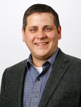 Portrait of Steven Munger