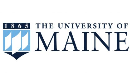 University of Maine logo.