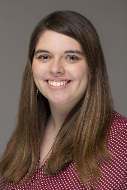 Portrait of Katie Patenaude