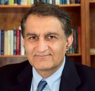 Portrait of Musavi Mohamad