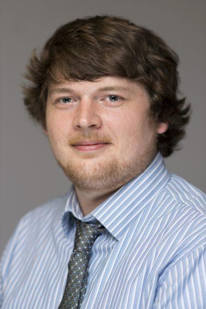 Portrait of Nick Carter